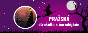 Prague Witch Tour Pražská strašidla s čarodějkou